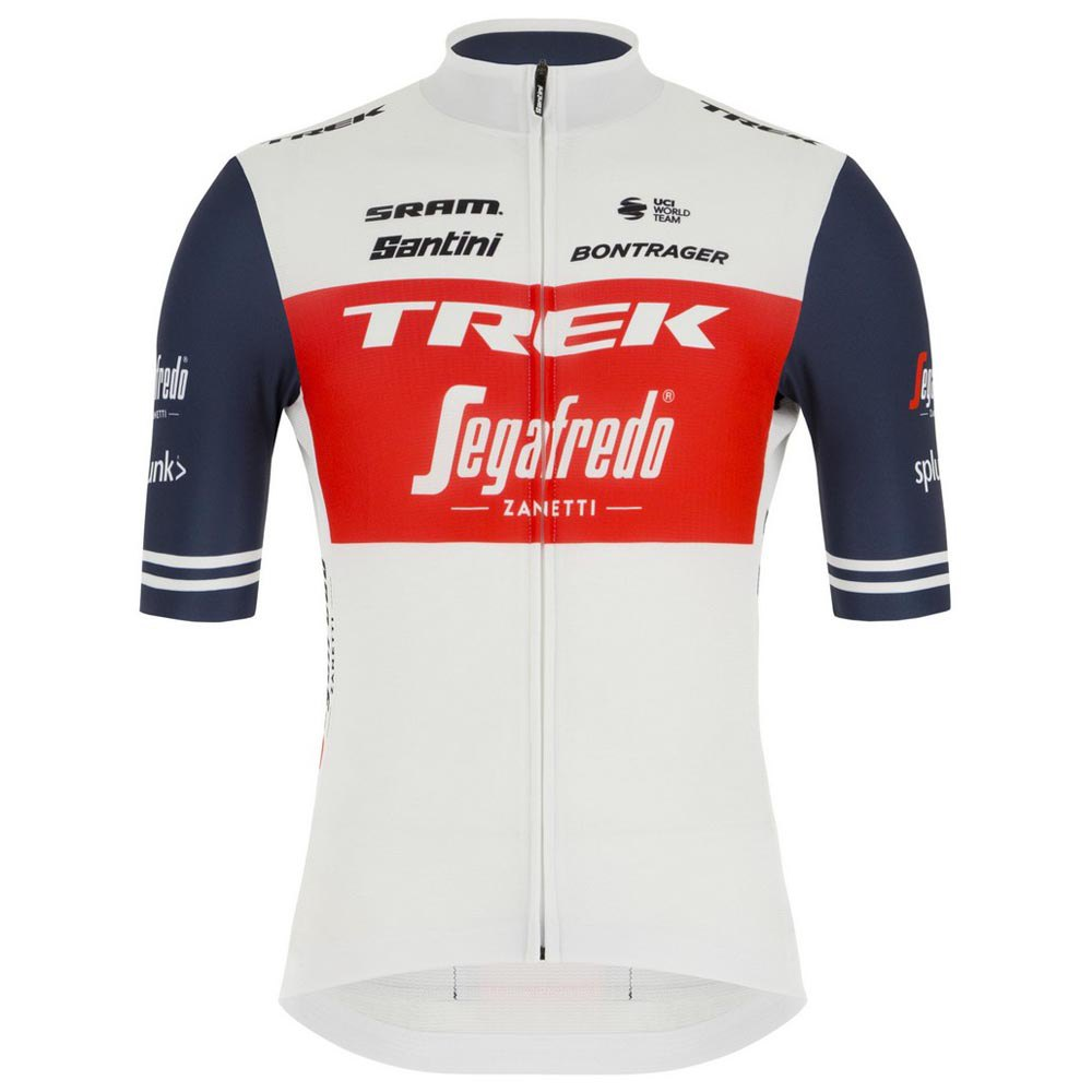 Santini Trek Segafredo 2020 Fan Line XXXXL Red / Blue / White
