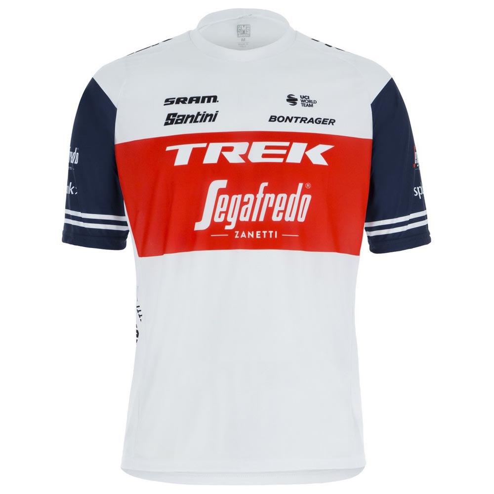 Santini Trek Segafredo 2020 Team Lifestyle XXXXL Red