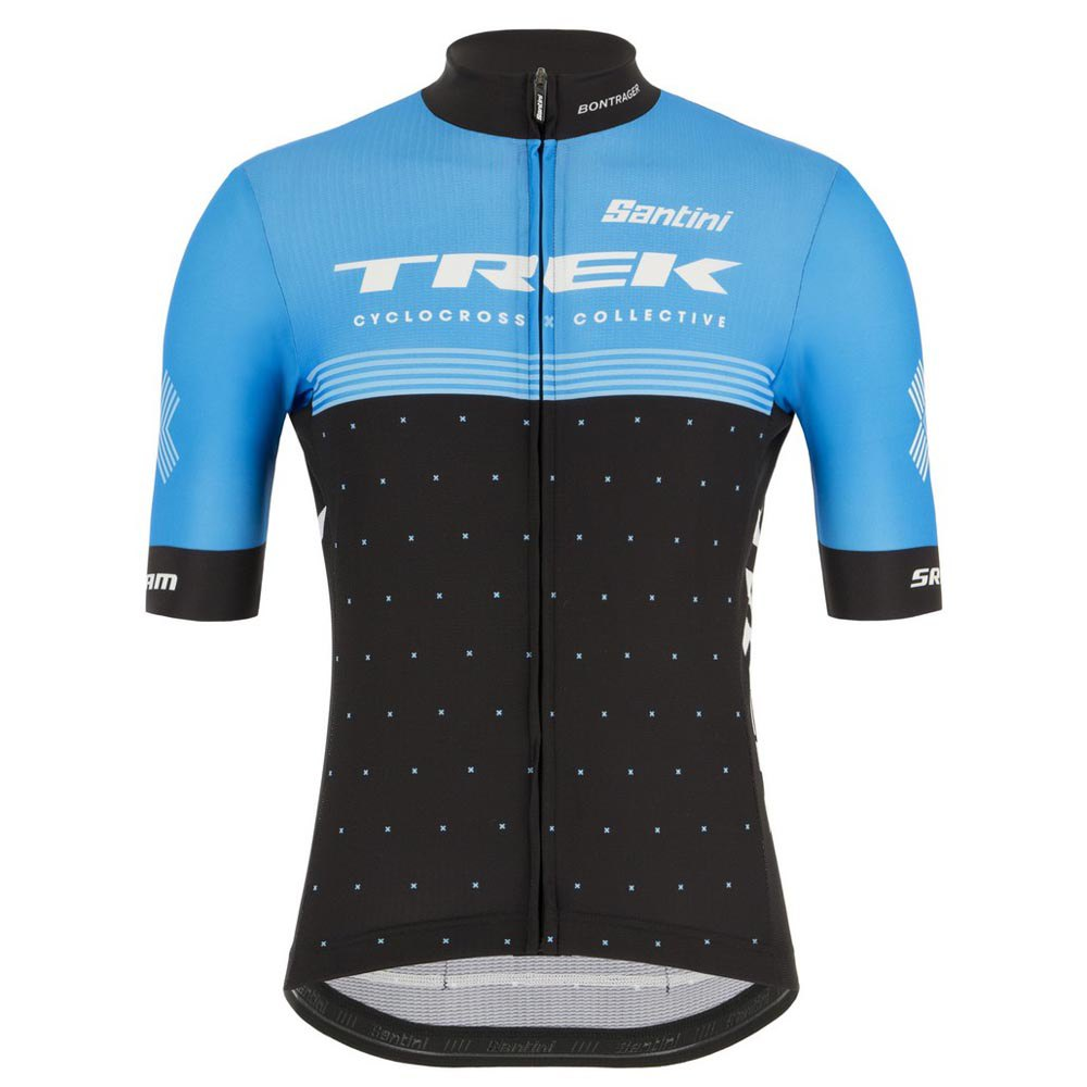Santini Trek Factory Racing Cxc XXXXL Blue