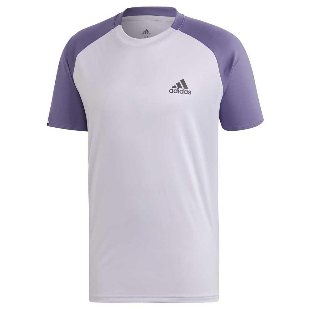 Adidas Badminton Club Colorblock XS Purple Tint / Tech Purple