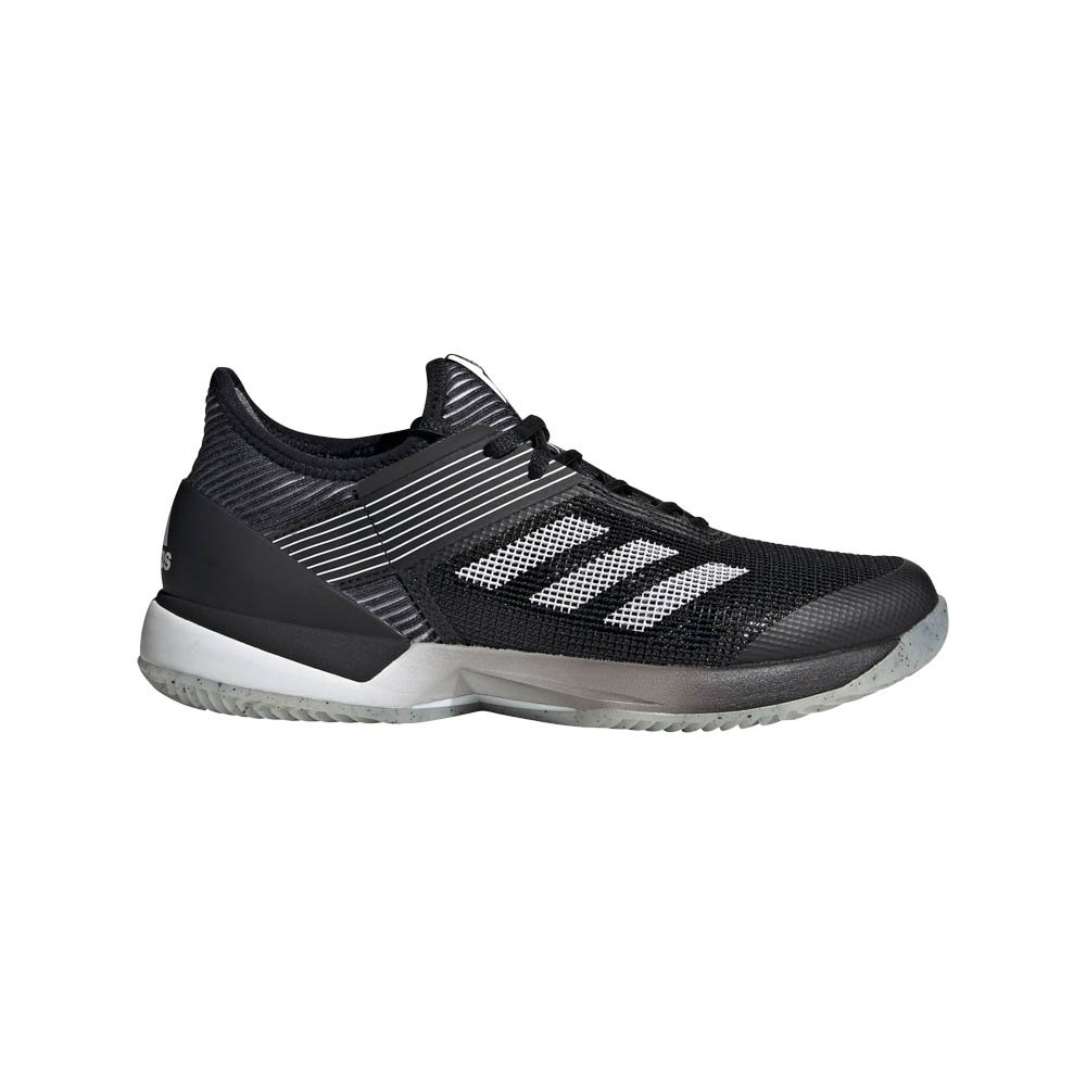 Adidas Badminton Adizero Ubersonic 3 Clay EU 42 Core Black / Footwear White / Core Black