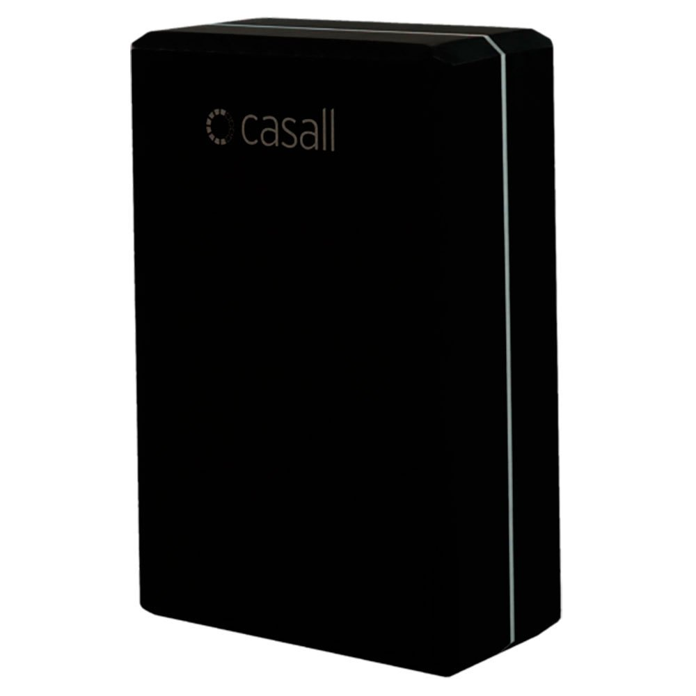 Casall Yoga Block One Size Black/White