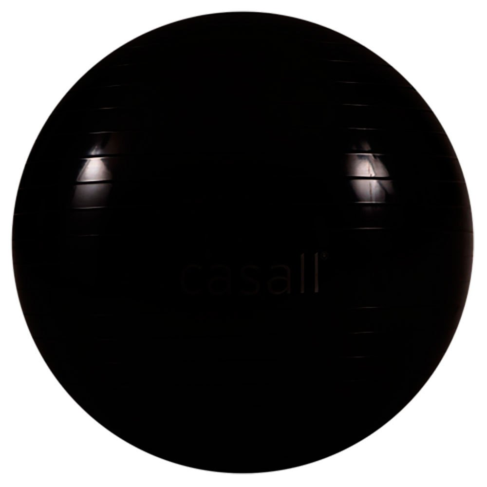 Casall Gym Ball 60 cm Black