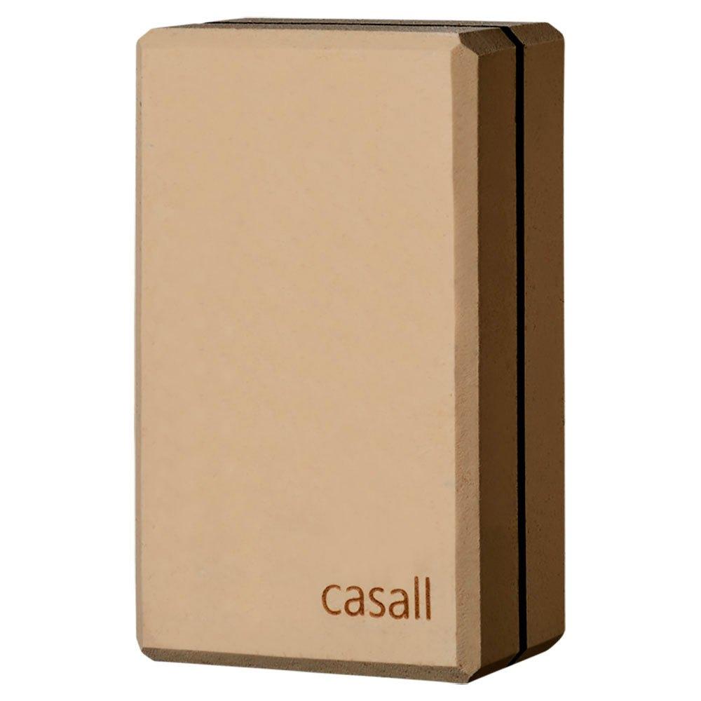 Casall Yoga Block Bamboo One Size Natural