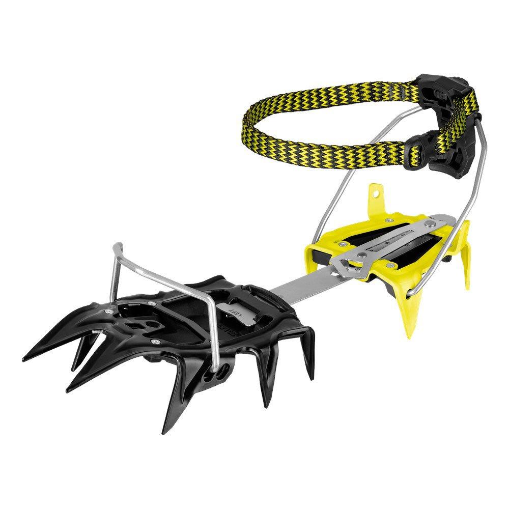 Salewa Alpinist Pro EU 36-48 Black / Yellow