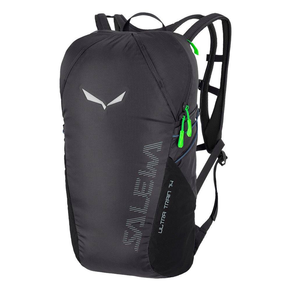 Salewa Ultra Train 14l Backpack One Size Black
