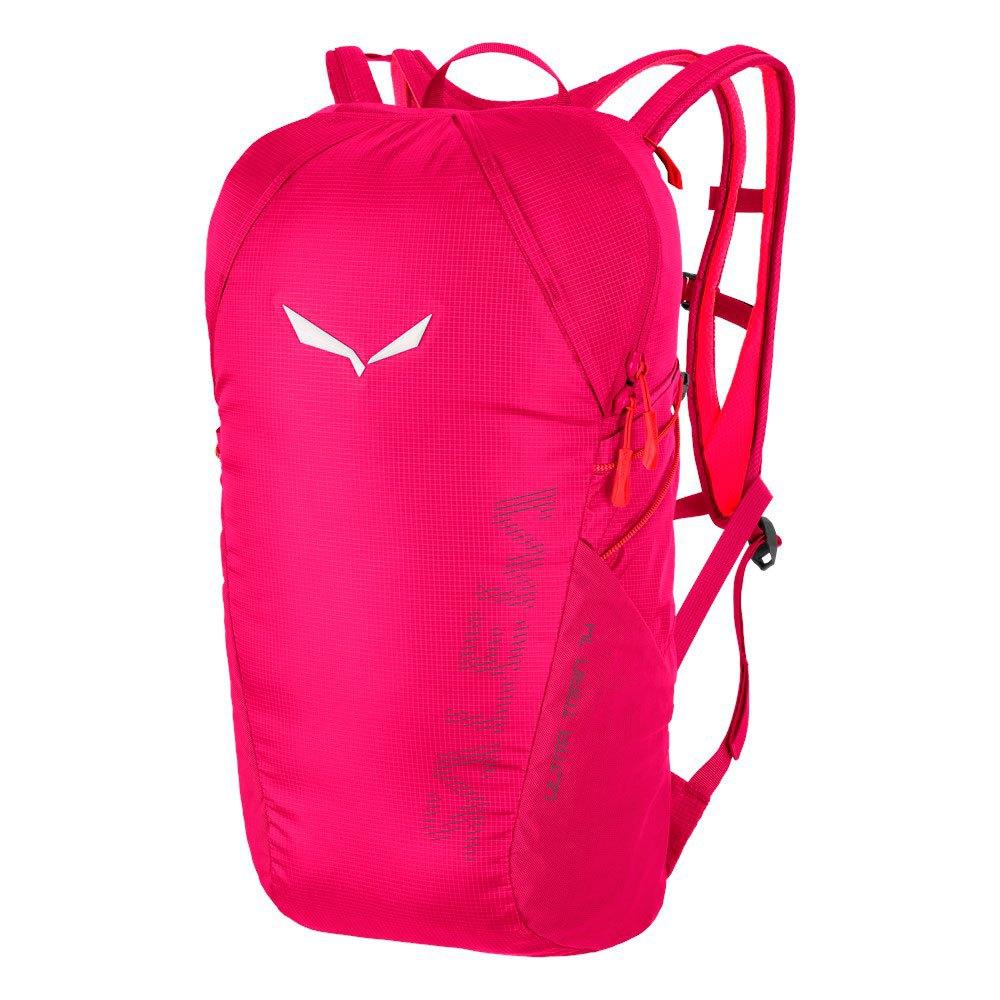 Salewa Ultra Train 14l Backpack One Size Virtual Pink