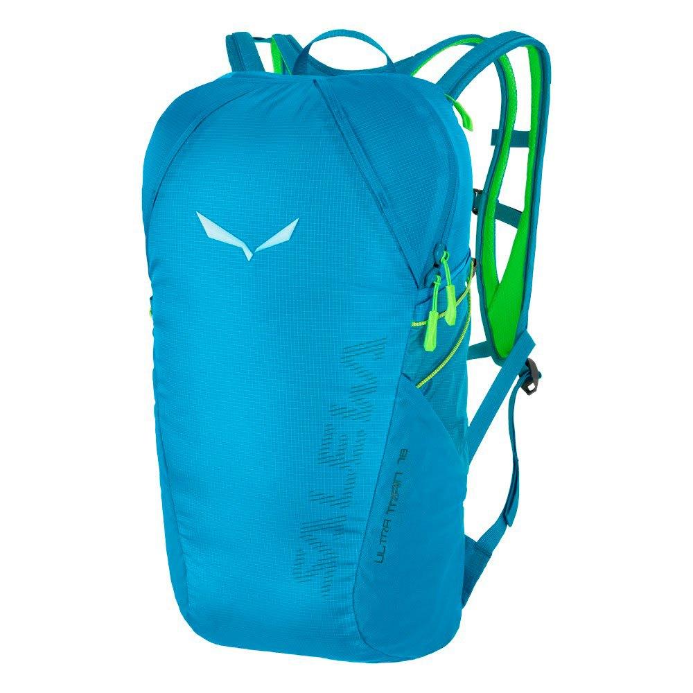 Salewa Ultra Train 18l Backpack One Size Blue Danube