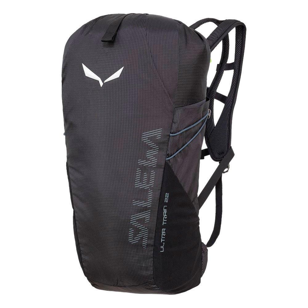 Salewa Ultra Train 22l Backpack One Size Black