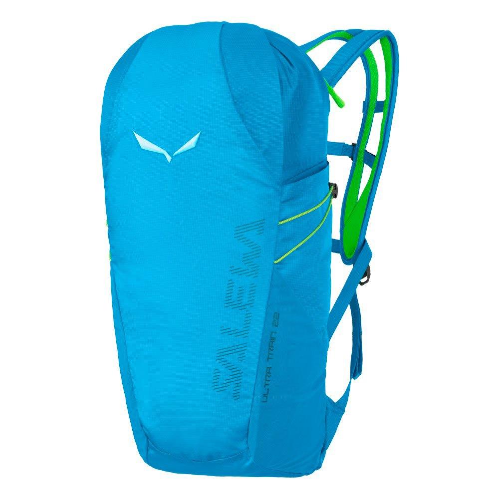 Salewa Ultra Train 22l Backpack One Size Blue Danube
