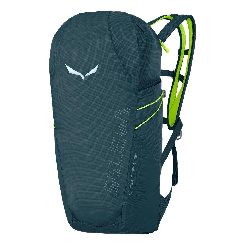 Salewa Ultra Train 22l Backpack One Size Ombre Blue