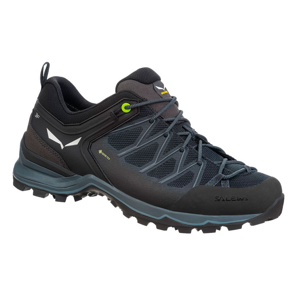 Salewa Mtn Trainer Lite Goretex EU 44 1/2 Black / Black