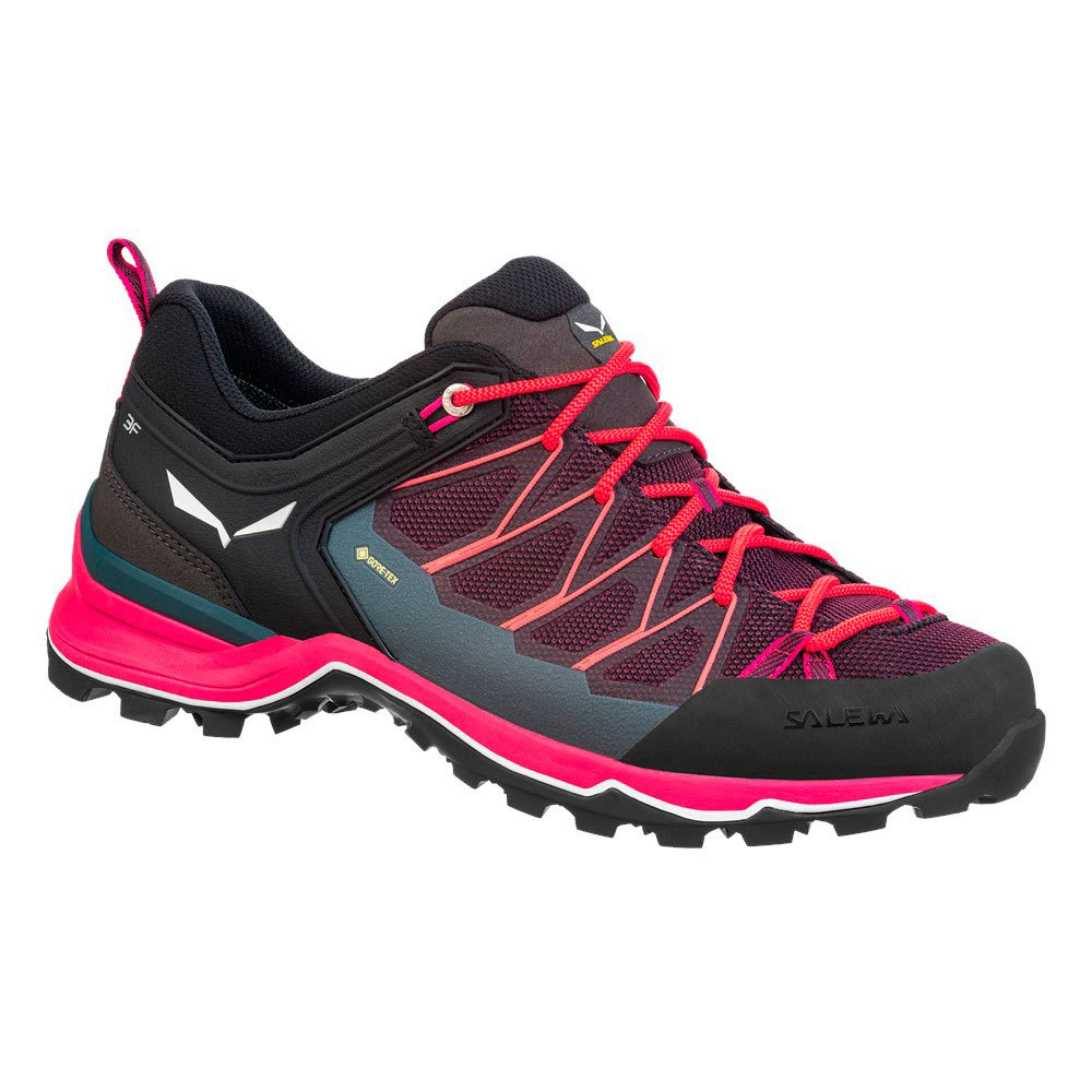 Salewa Mtn Trainer Lite Goretex EU 35 Virtual Pink / Mystical