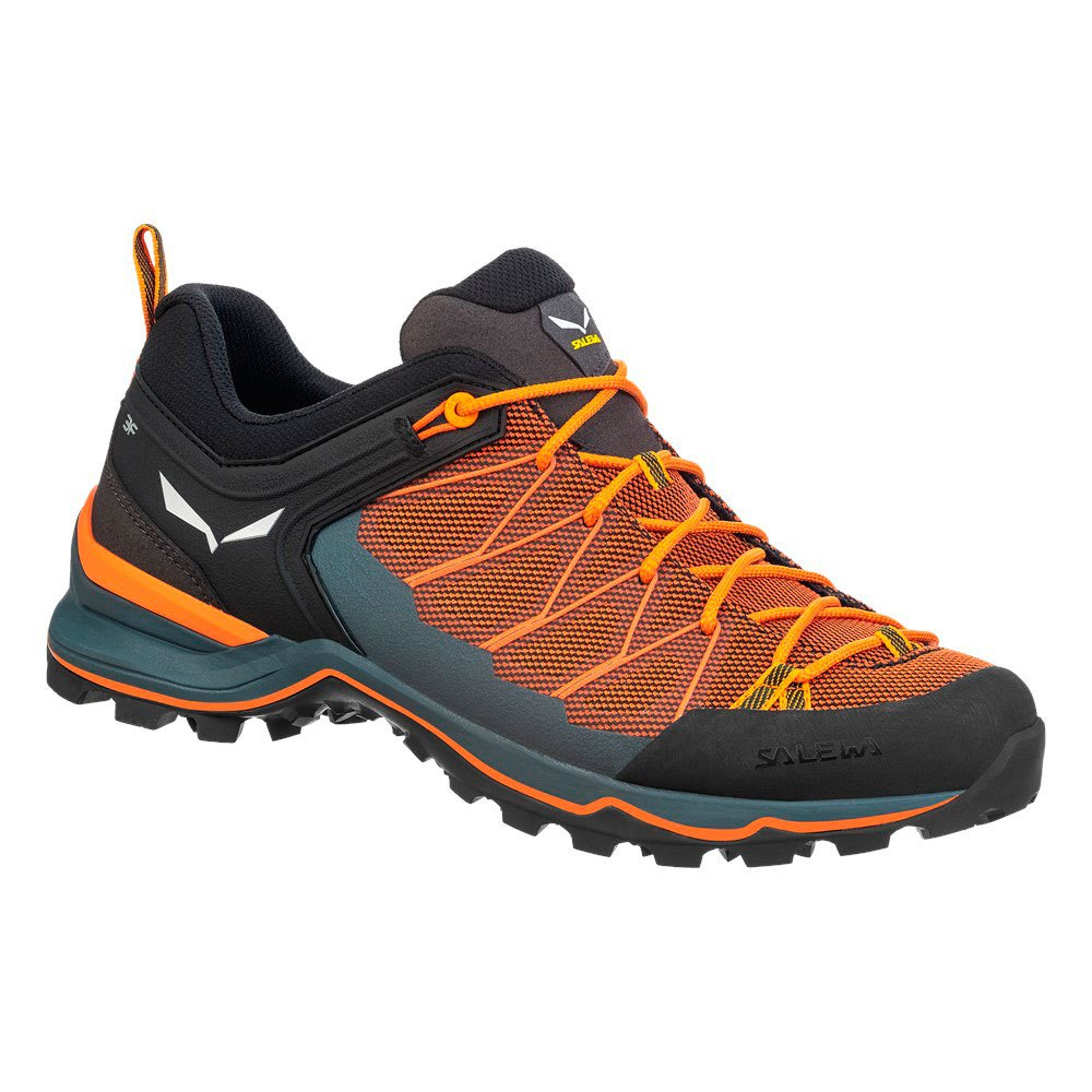 Salewa Mtn Trainer Lite EU 44 1/2 Ombre Blue / Carrot