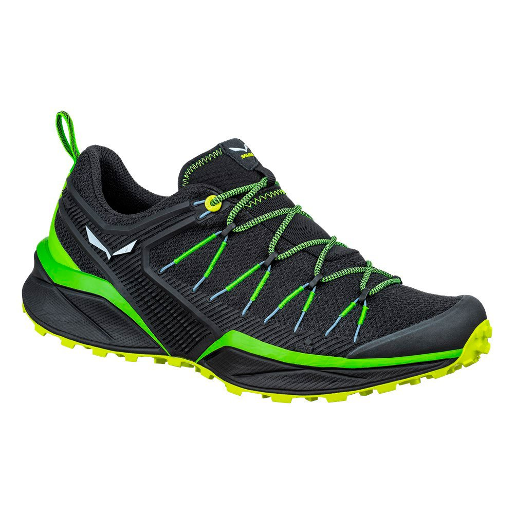 Salewa Dropline EU 44 1/2 Fluo Green / Fluo Yellow