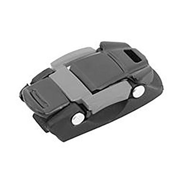 Massi Buckle Fastener Akkron/arion One Size Black