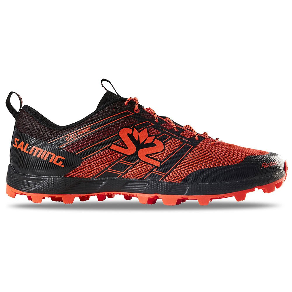 Salming Elements 3 EU 40 2/3 Black / Orange