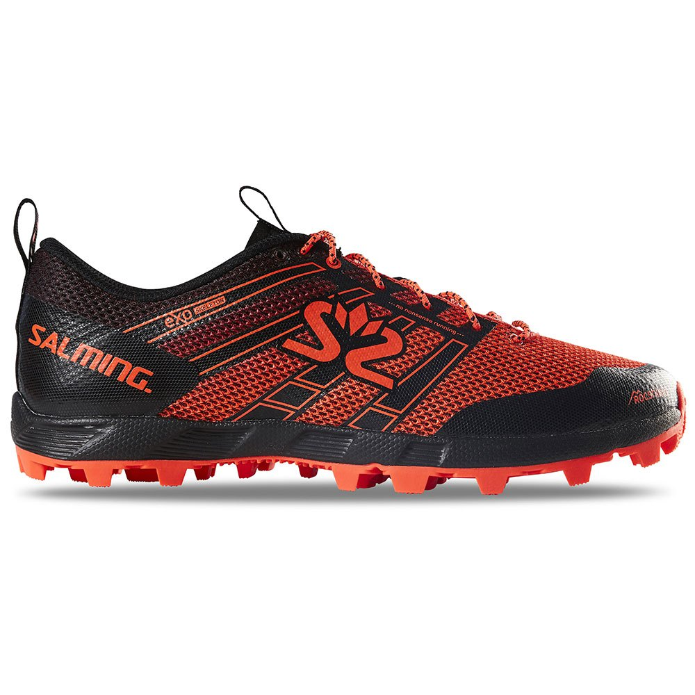 Salming Elements 3 EU 36 Black / Orange