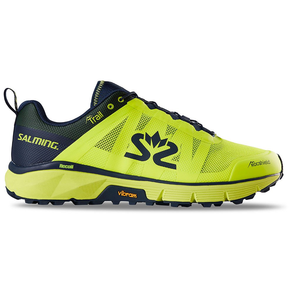 Salming Trail 6 EU 40 2/3 Safety Yellow / Navy