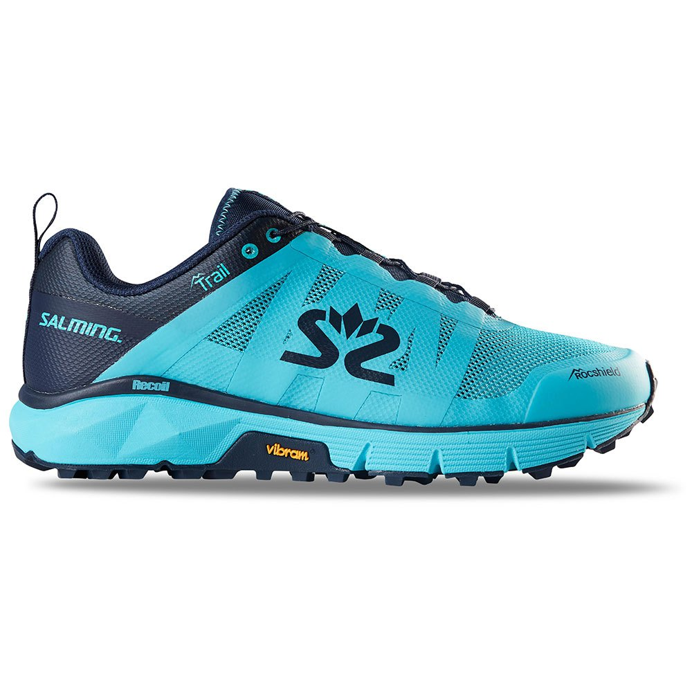 Salming Trail 6 EU 36 Light Blue / Navy
