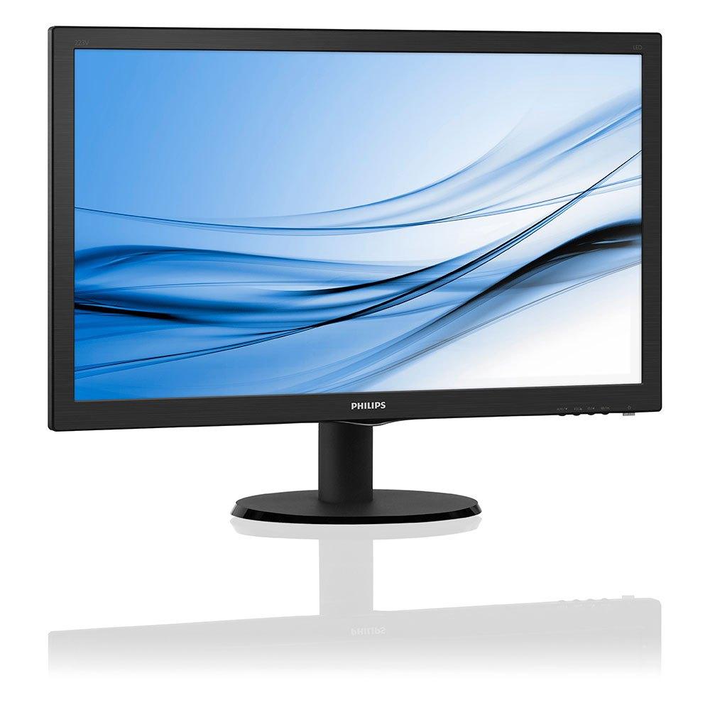 Monitor Philips 223v5lsb2 21.5'' Led Fhd One Size Black