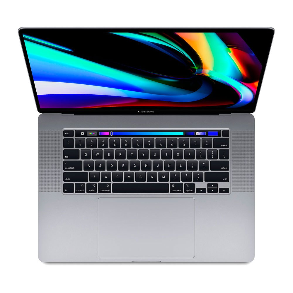 Portátil Apple Macbook Pro Touch Bar 16'' I7 2.6/16gb/512gb Ssd Spanish QWERTY Space Grey