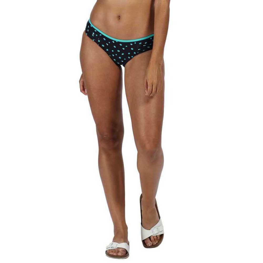 Regatta Aceana Bikini Brief 12 Navy Dot