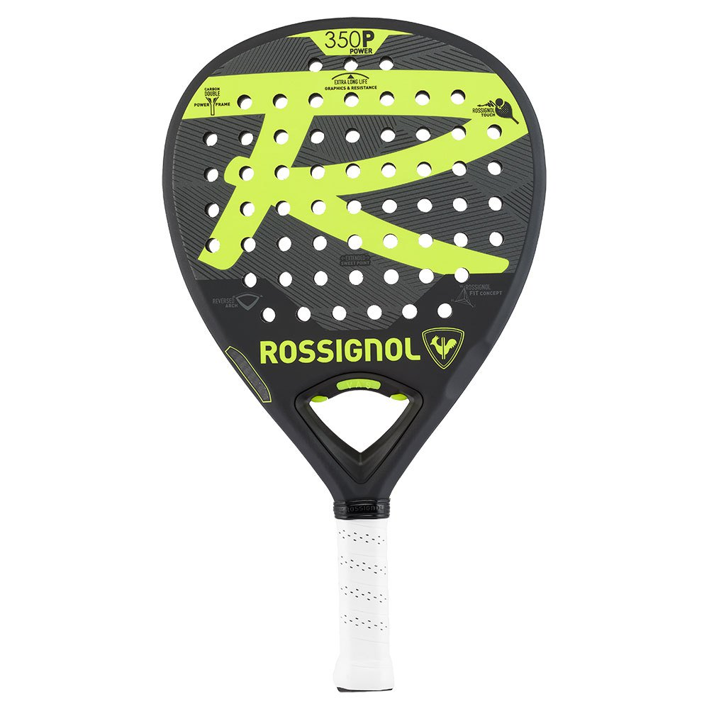 Rossignol F350 Power One Size Yellow / Black