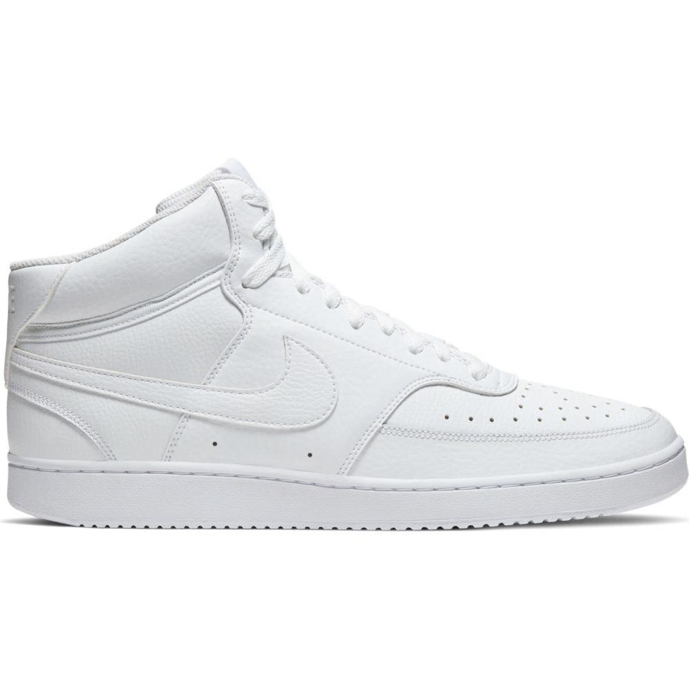 Nike Court Vision Mid EU 44 White
