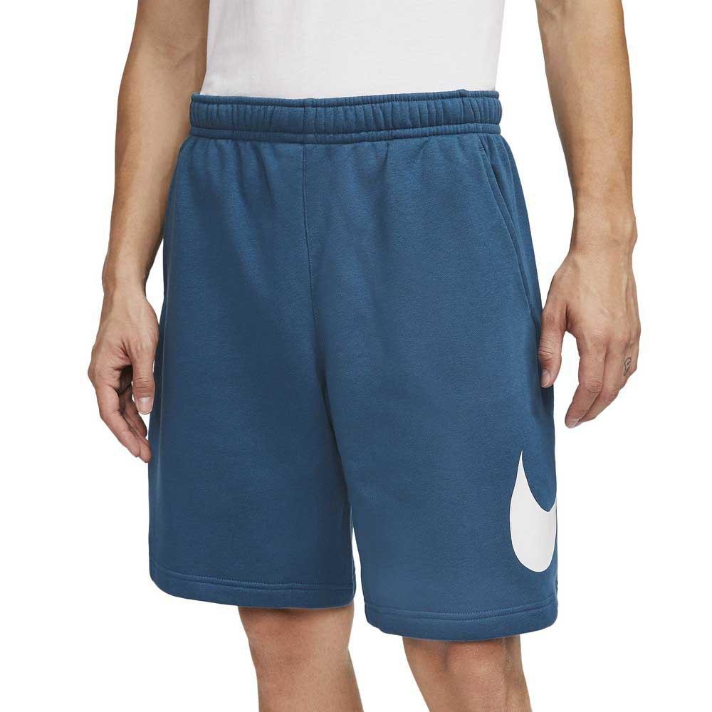 Nike Sportswear Club Fleece Bb Gx XXL Blue Force