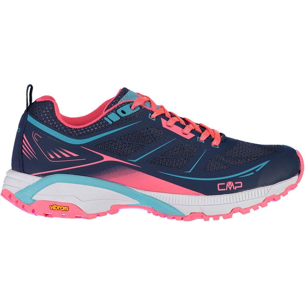 Cmp Hapsu Nordic Walking Shoes EU 36 Blue / Gloss