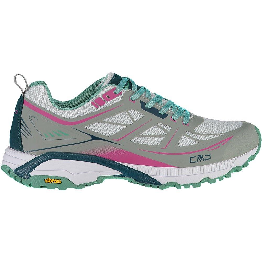 Cmp Hapsu Nordic Walking Shoes EU 36 Glacier / Bounganville