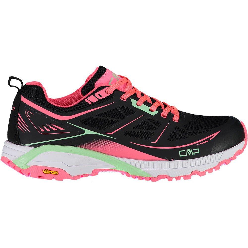 Cmp Hapsu Nordic Walking Shoes EU 36 Black / Gloss