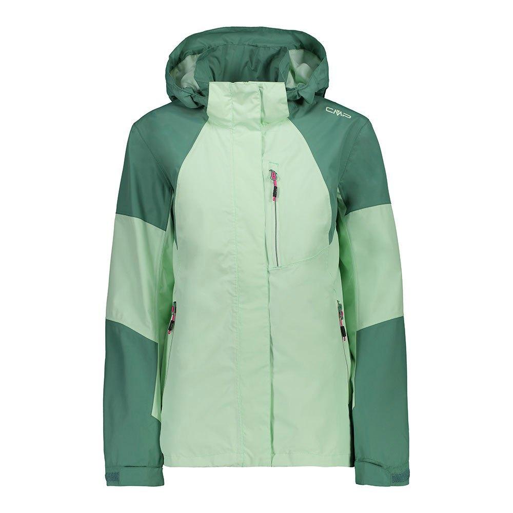 Cmp Zip Hood Jacket XXL Leaf