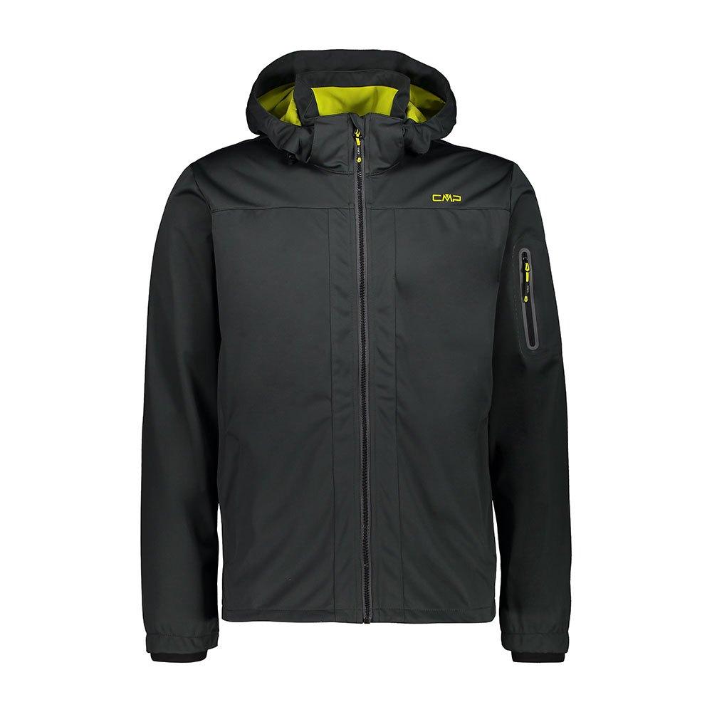 Cmp Zip Jacket XXL Jungle / Lime