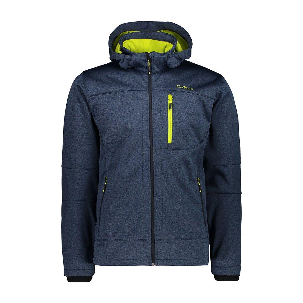 Cmp Zip Hood Jacket XXL Cosmo Melange