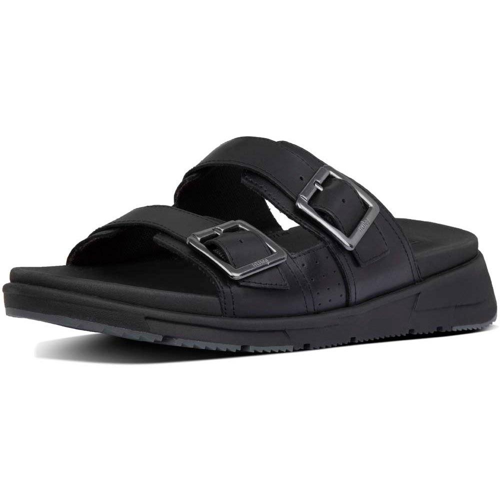 Fitflop Arlo Adjustable Leather EU 41 Black