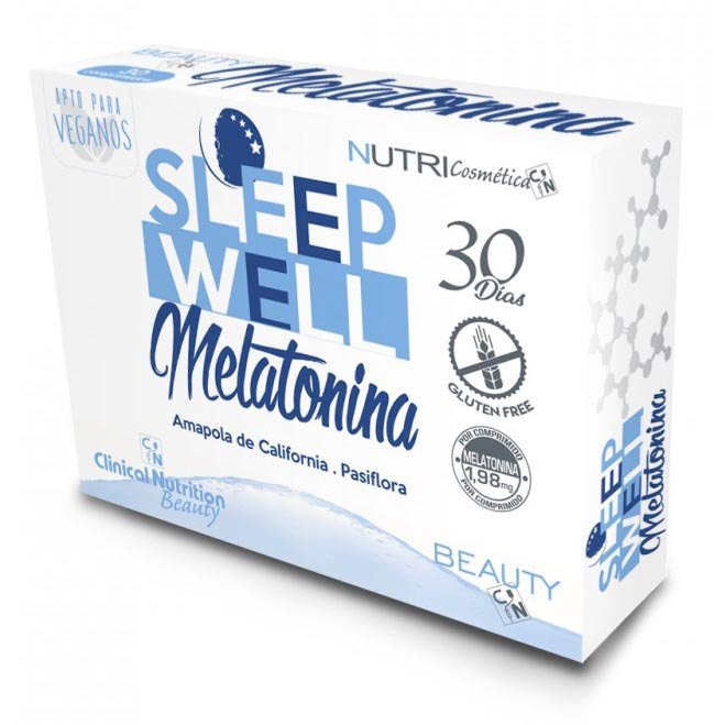 Nutrisport Sleep Well 30 Capsule Neutral