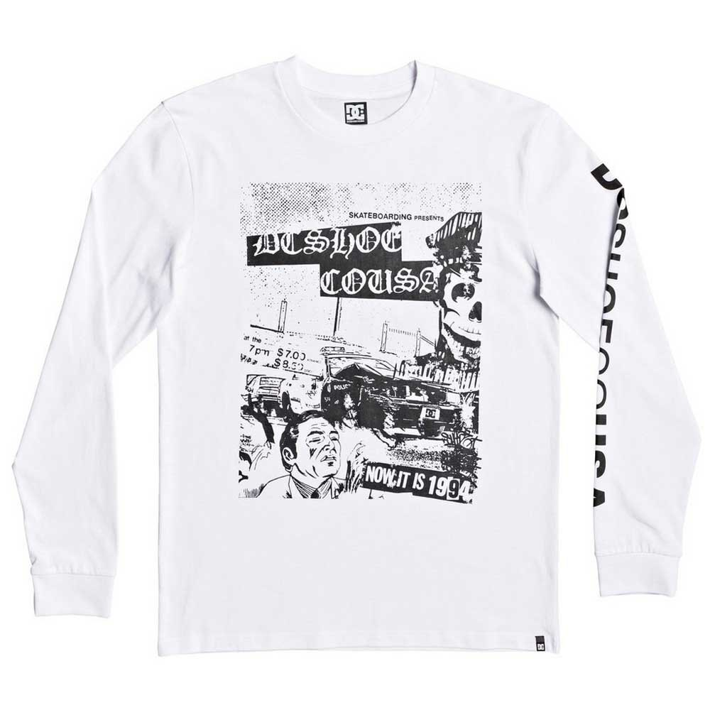 Dc Shoes Pioneer Sky XS White