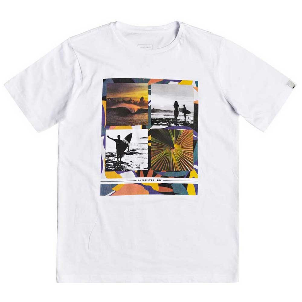 Quiksilver Younger Years Youth 8 Years White
