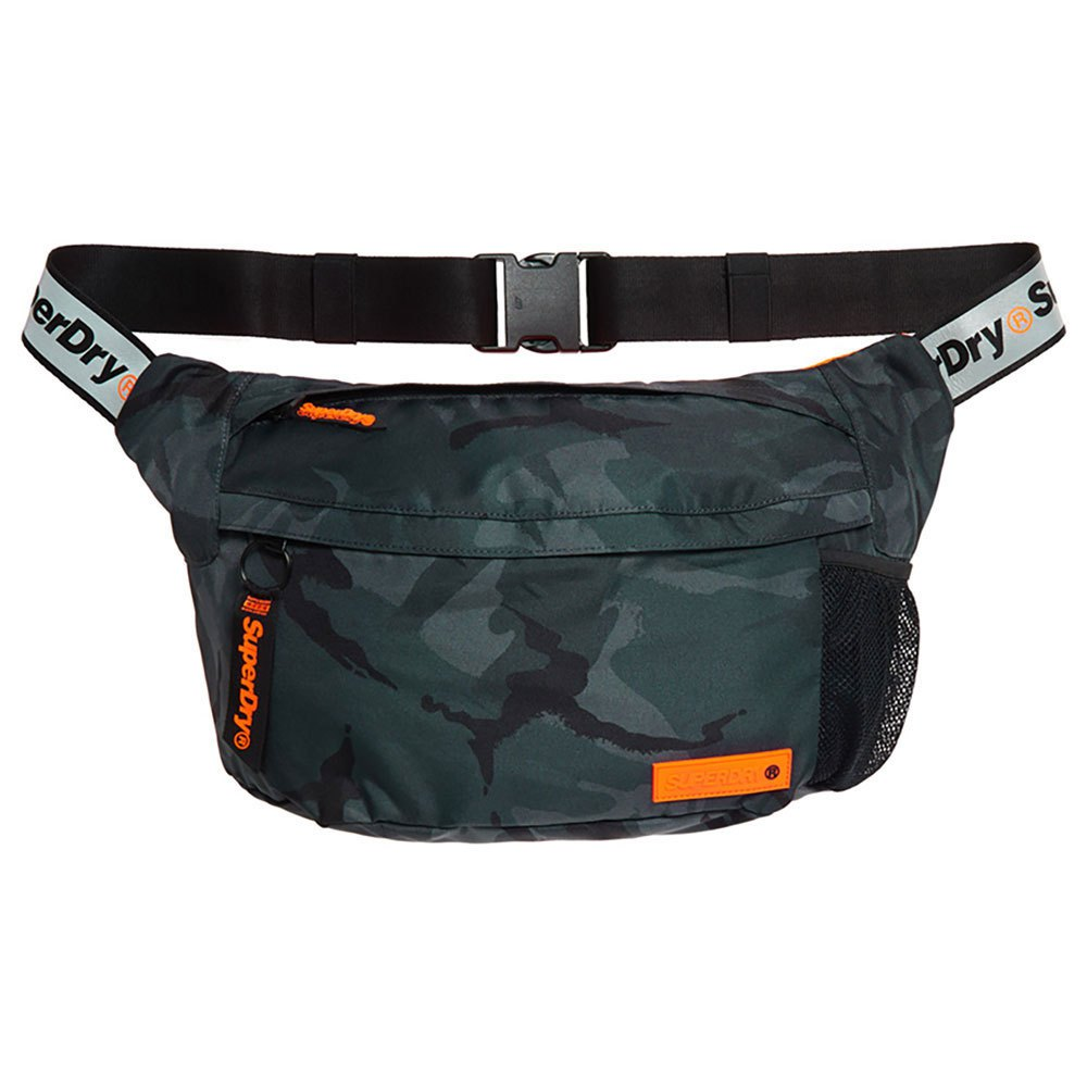 Superdry Zac Large One Size Wet Look Camo