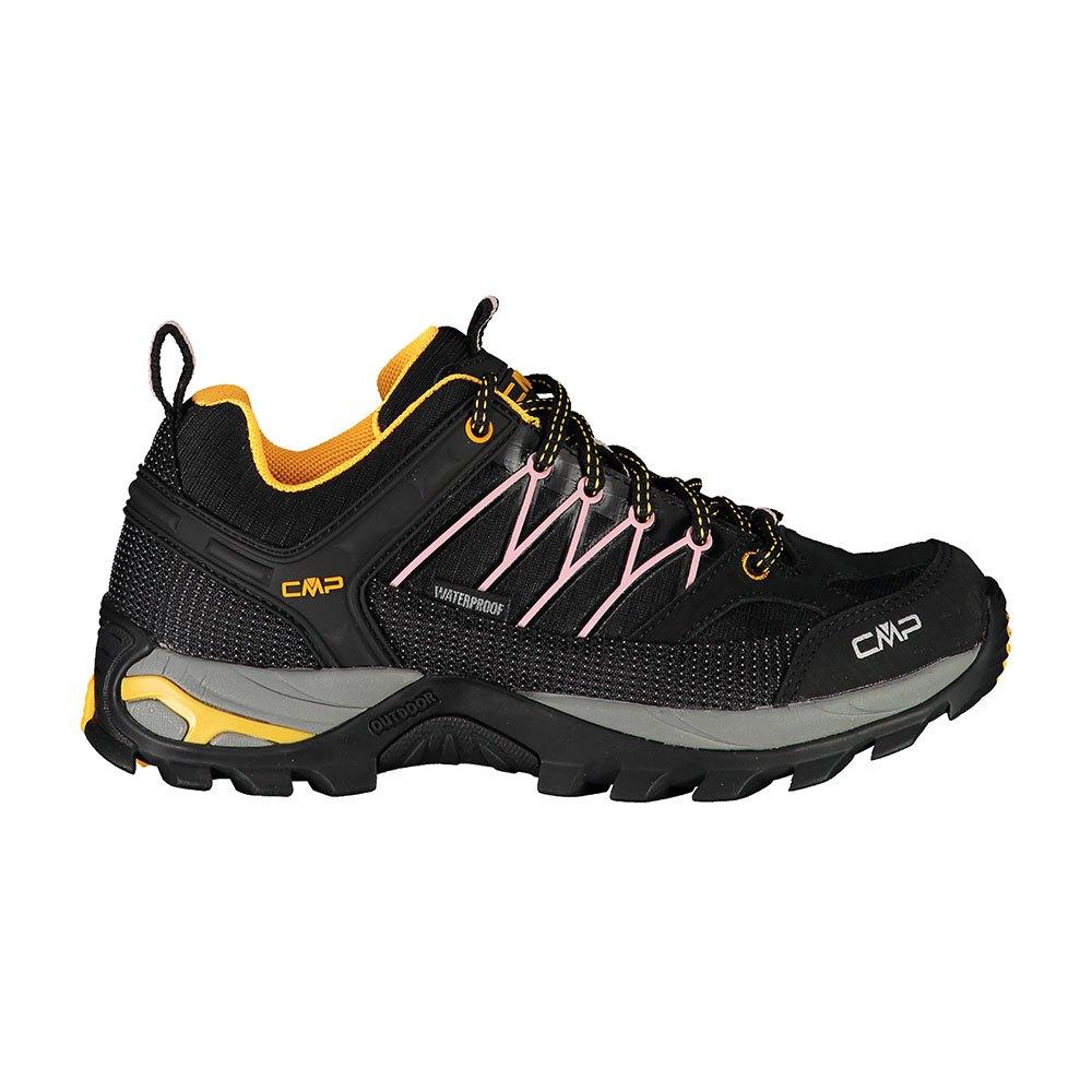Cmp Rigel Low Trekking EU 36 Black / Pastel Pink