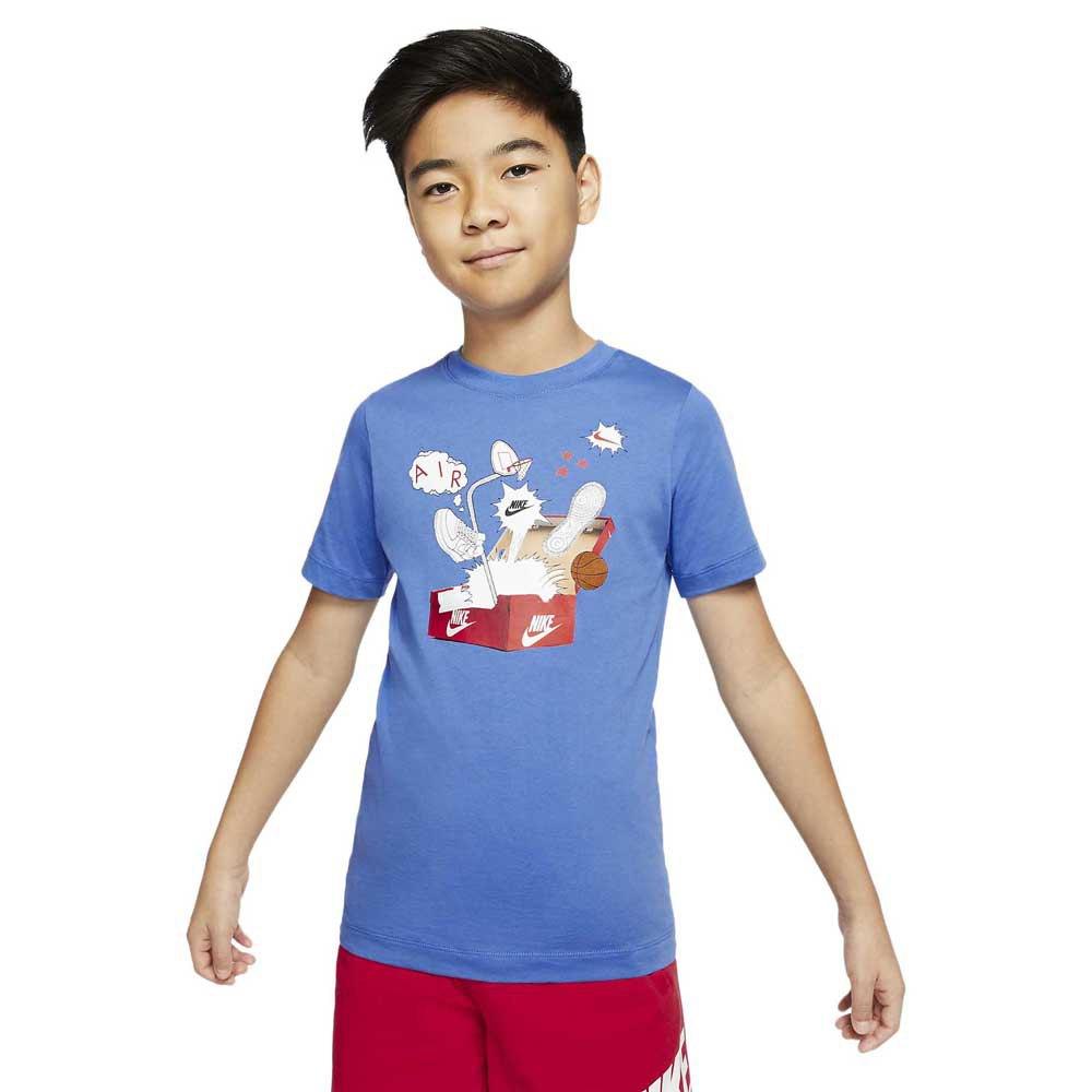 Nike Sportswear M Pacific Blue 2