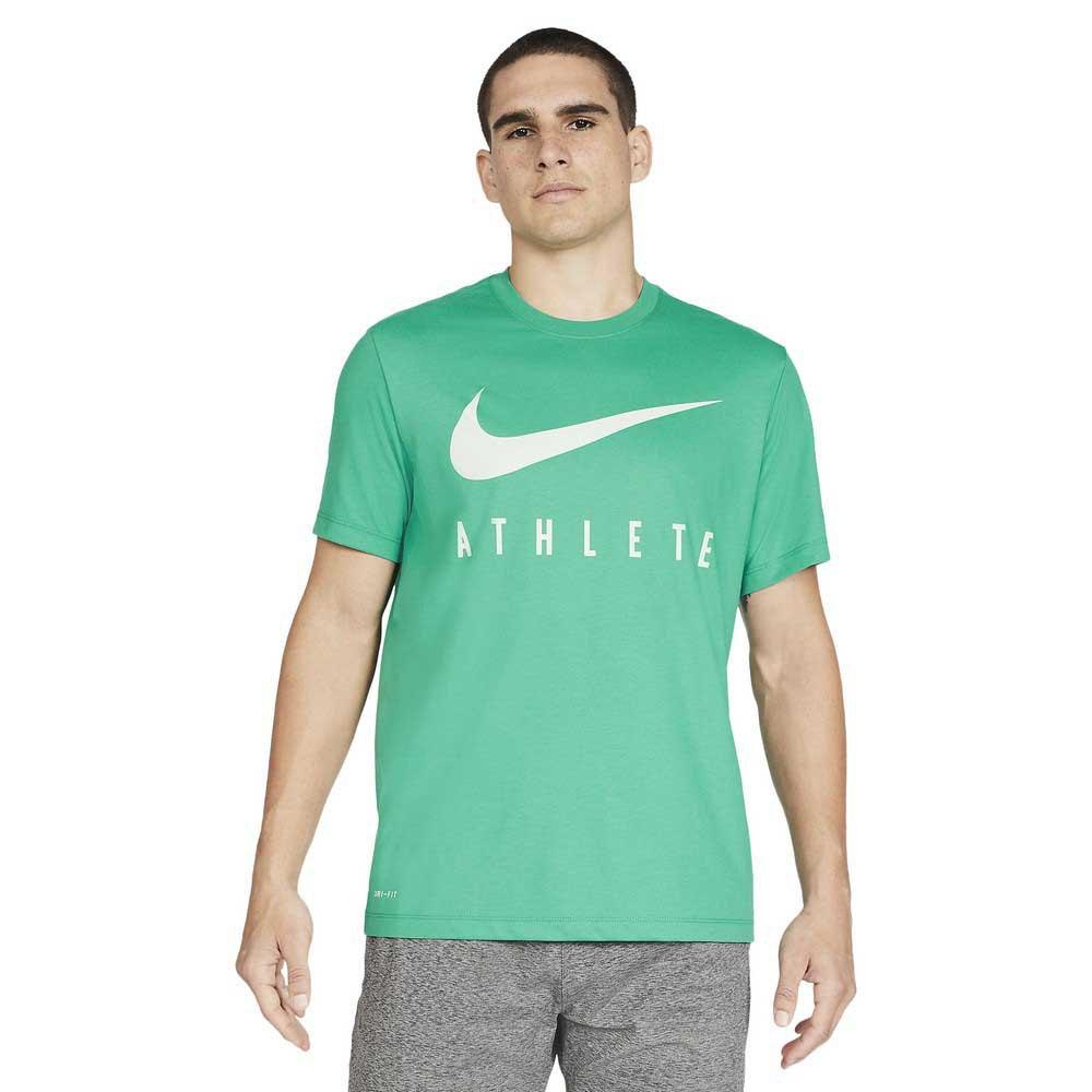 Nike Dri Fit Athlete S Neptune Green