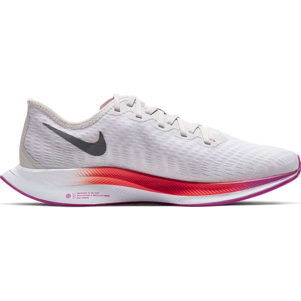 Nike Zoom Pegasus Turbo 2 EU 41 Smoke Grey / White / Fire Pink