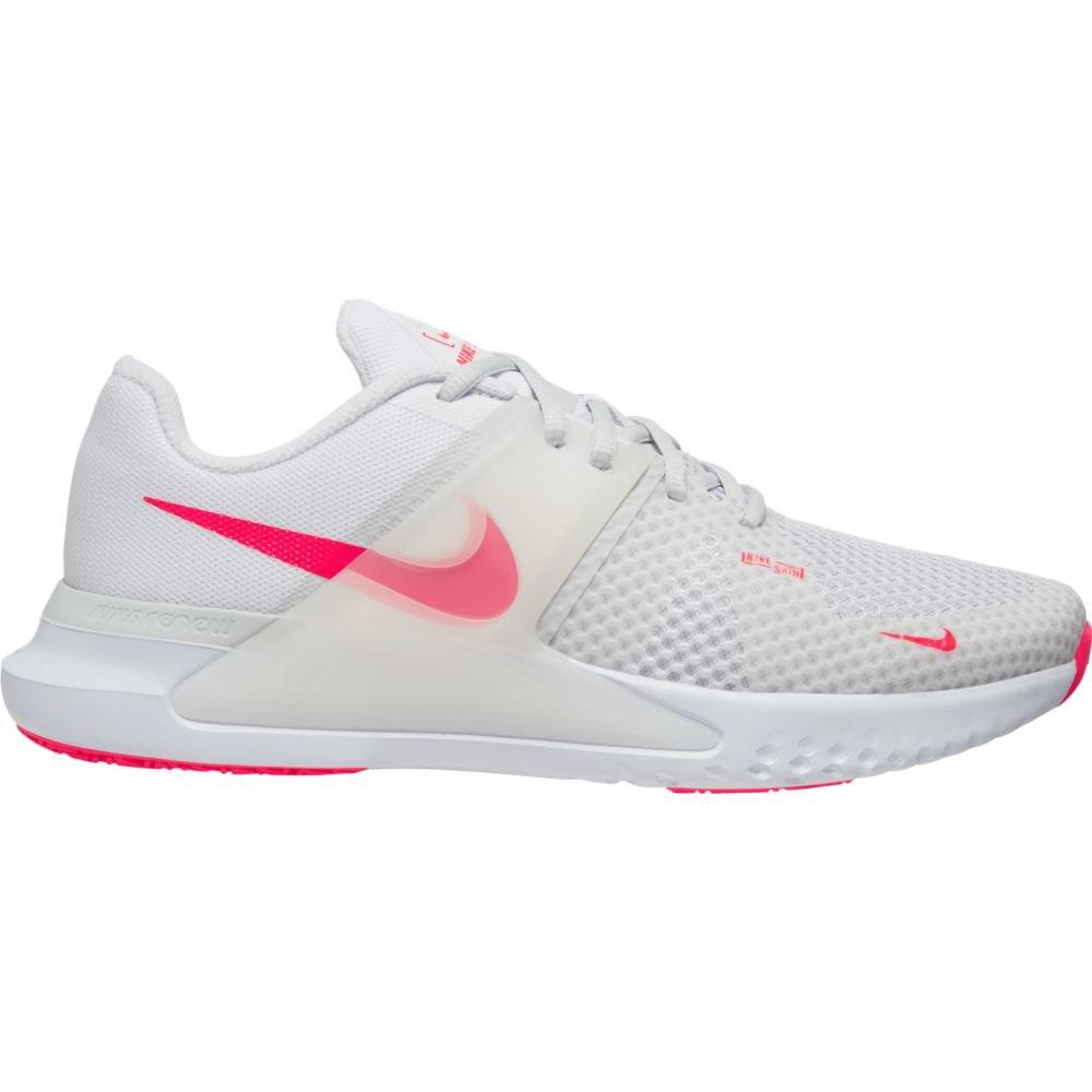 Nike Renew Fusion EU 43 White / Laser Crimson / Photon Dust