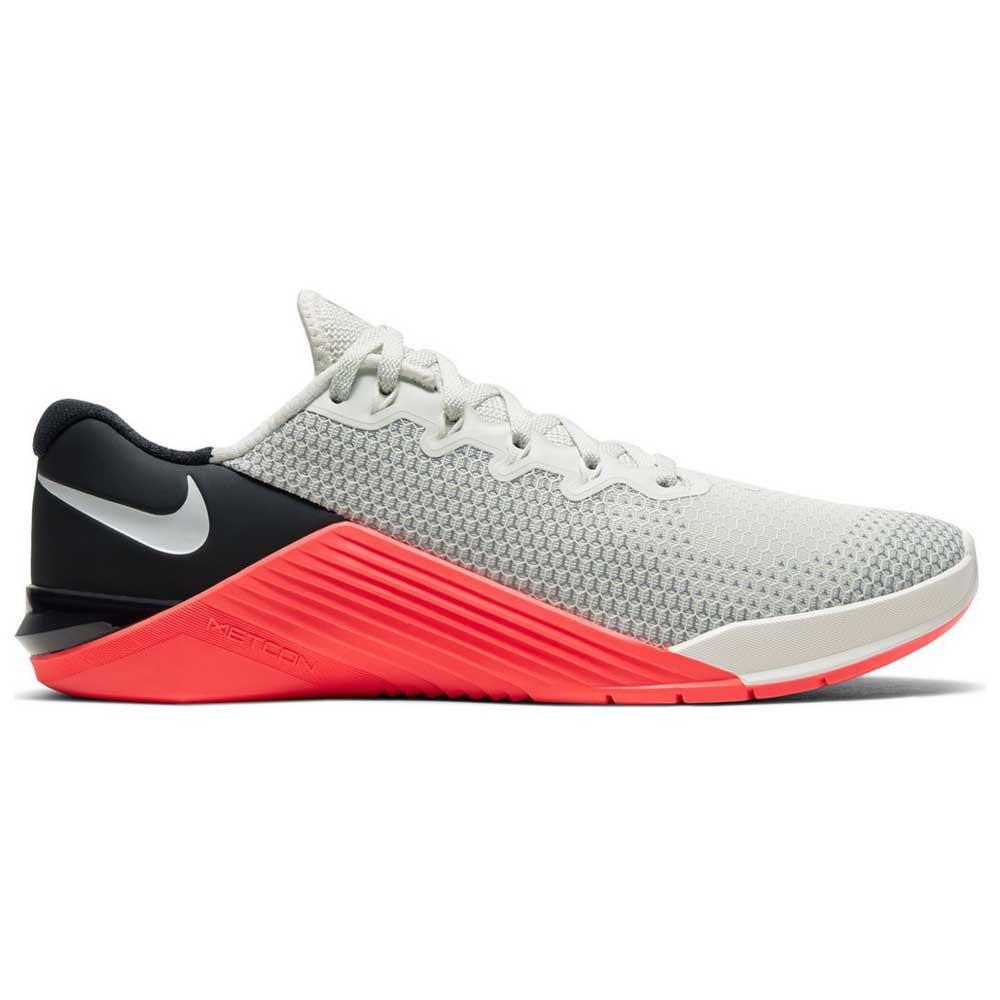Nike Metcon 5 EU 45 Spruce Aura / Laser Crimson