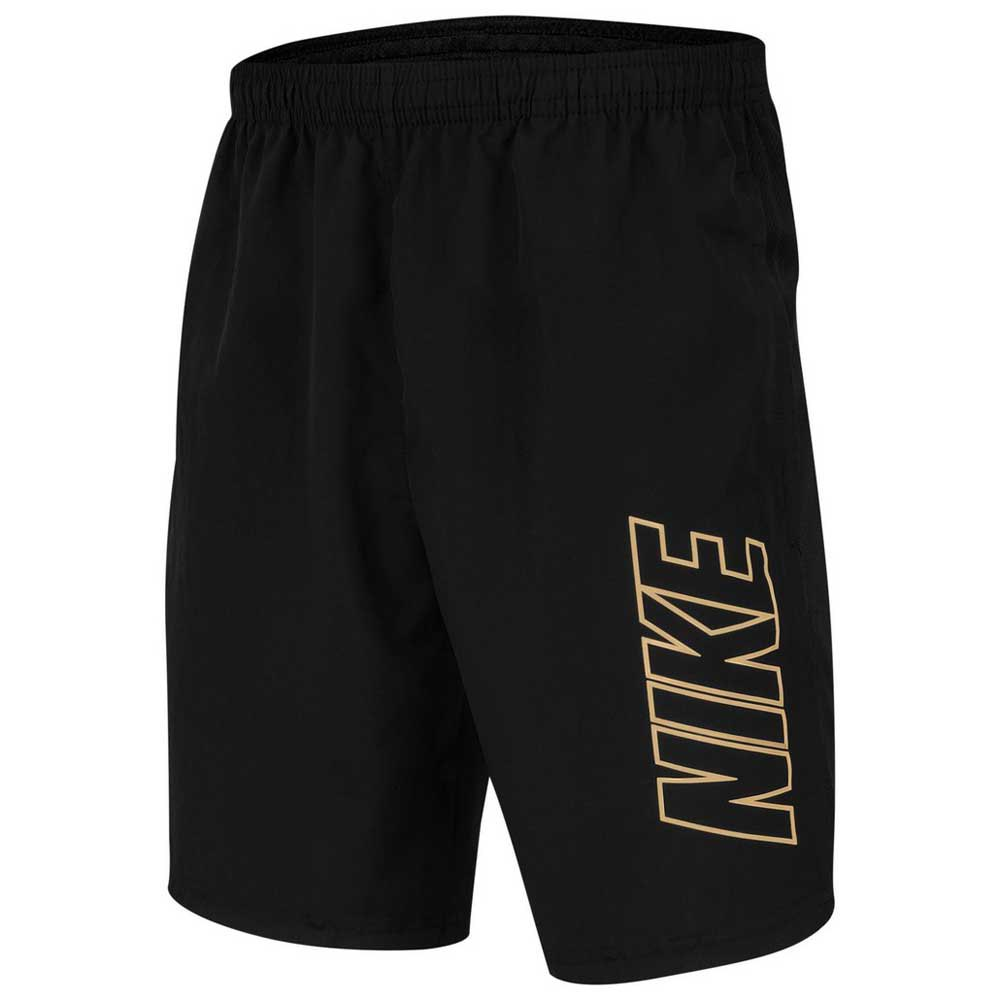 Nike Dry Academy Wp S Black / Jersey Gold