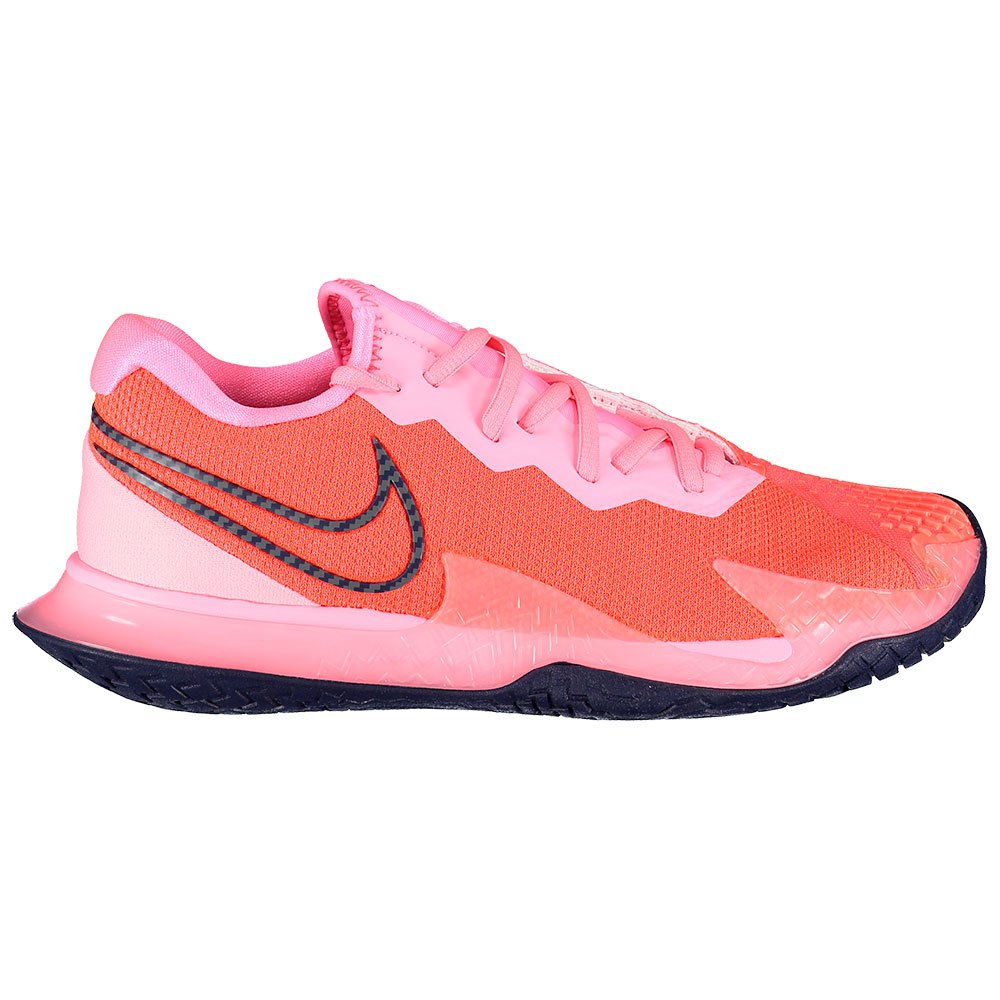 Nike Court Air Zoom Vapor Cage 4 Hard Court EU 41 Laser Crimson / Blackened Blue / Pink