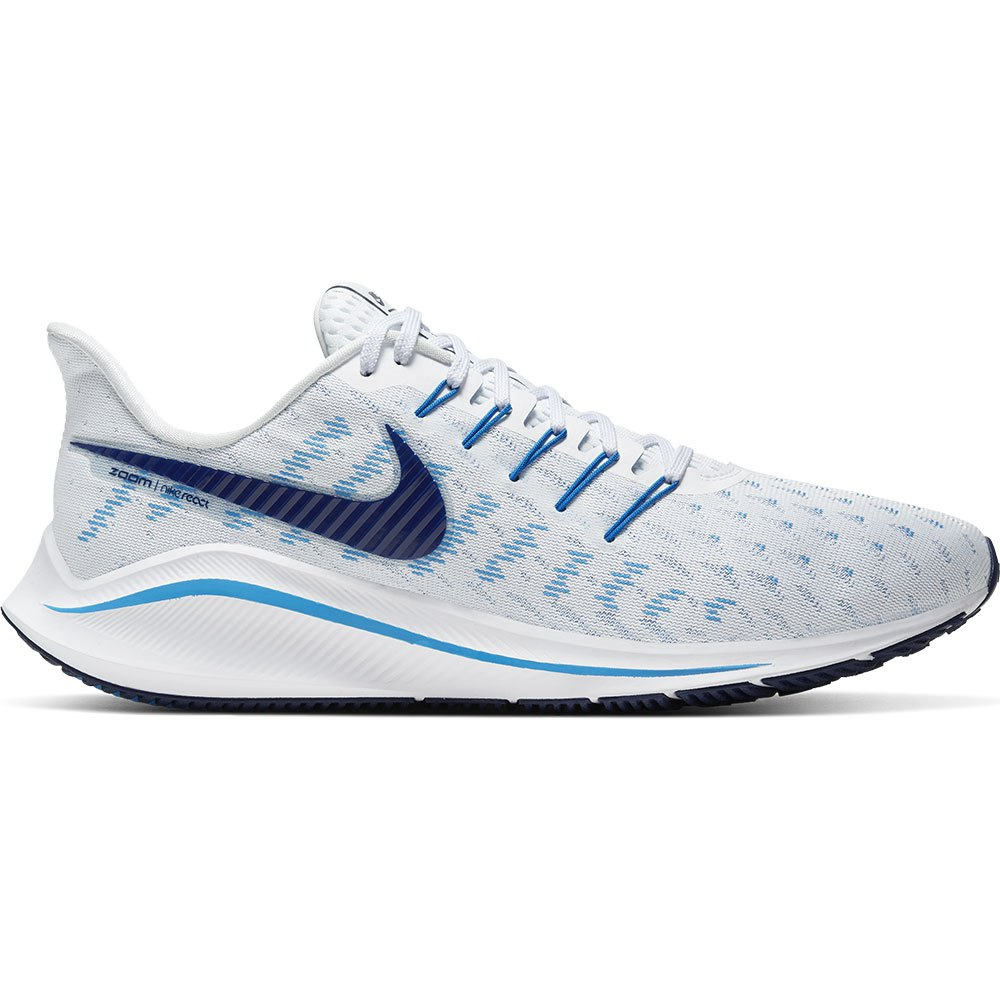 Nike Air Zoom Vomero 14 EU 46 White / Blue Void